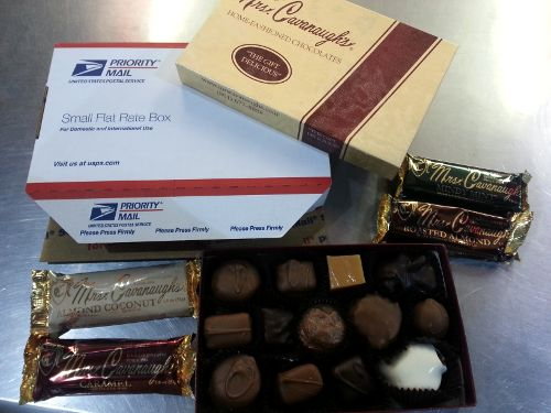 Indulging in Mrs. Cavanaugh's Chocolates {Review}