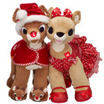 Celebrate Rudolph the Red-Nosed Reindeer© & Clarice's© 50th Anniversary!
