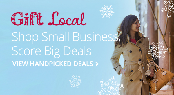 Shop Groupon #SmallBusiness and Score Big Deals