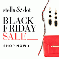 Black Friday at Stella & Dot Ends 11/30