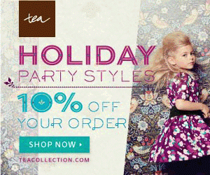 New Holiday Arrivals at #TeaCollection for Boys and Girls