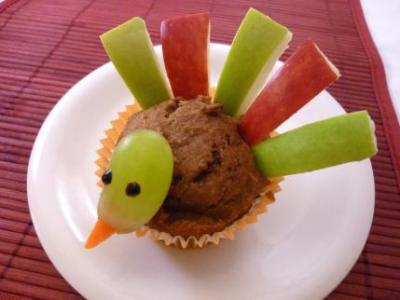 5 Fun Healthy Thanksgiving Desserts for the Whole Family