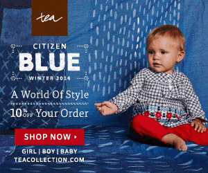 Tea's New Arrivals: Say Hello to Citizen Blue + Free Gift
