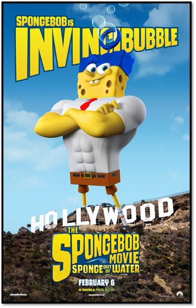 SpongeBob SquarePants Heads to Detroit this Weekend