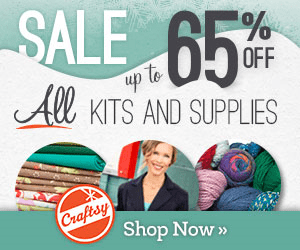 Craftsy's Winter Wonders Sale: Up to 65% Off 1/29-2/2