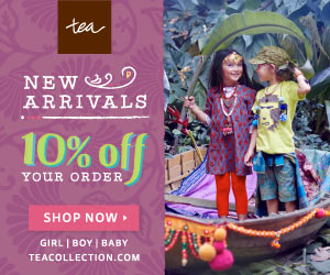 New Tea Collection Arrivals from the Patchwork Jungle