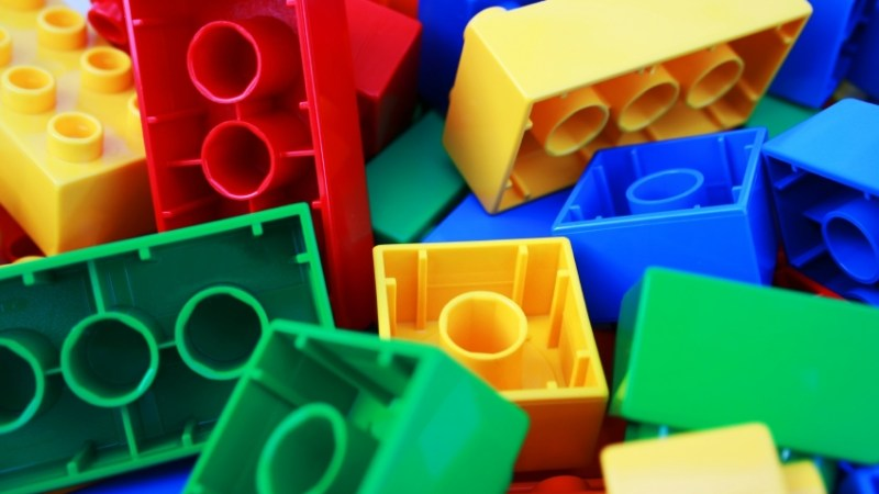 How to Keep Toy Clutter Under Control