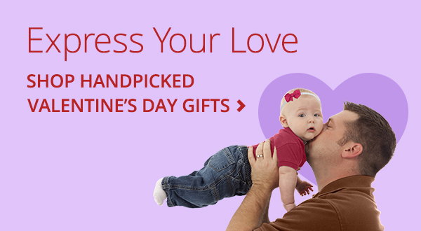 Groupon: Express Your Love by Shopping Handpicked Valentine's Day Gifts