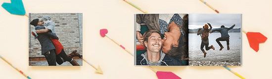 Custom Photobooks for Valentine's Day: Save 25%