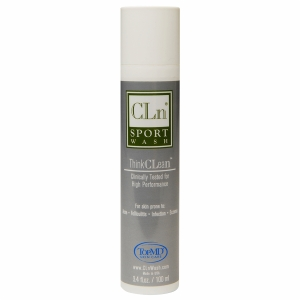 Get Rid of Eczema, Rosacea, Acne, and More with CLn  Sport Wash & Facial Cleansers {Review}