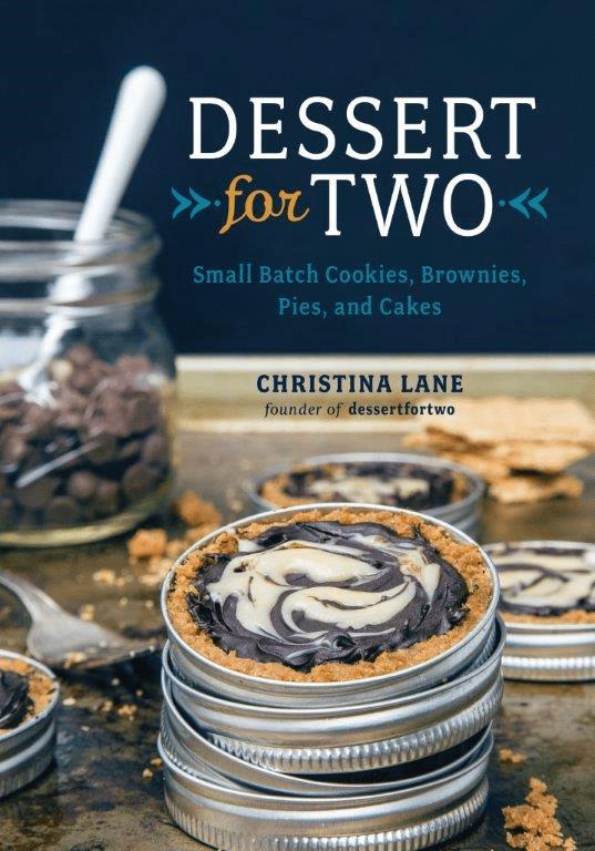 Downsized Desserts in New Cookbook