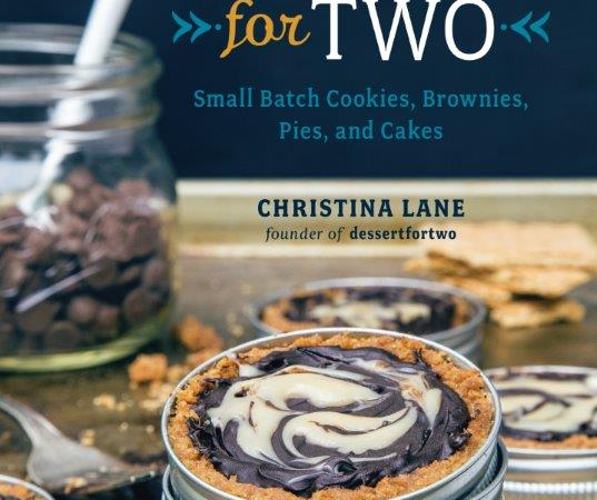 Downsized Desserts in New Cookbook