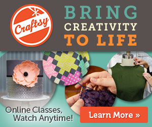 Craftsy is Having Huge Discounts on Fabric Ends 3/23
