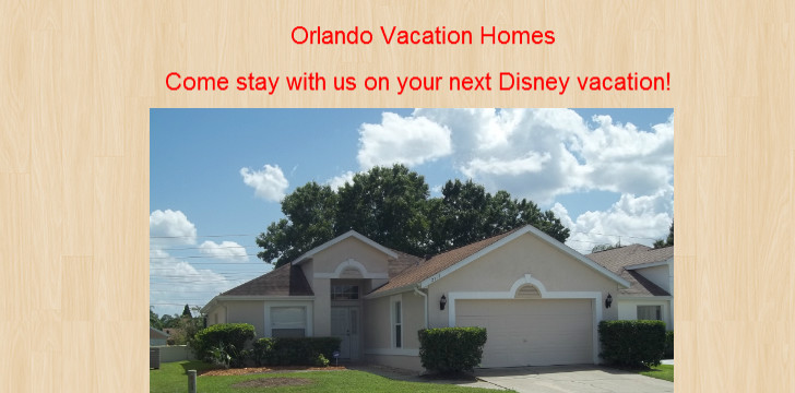 Krohn Vacation Rentals – Orlando, Florida