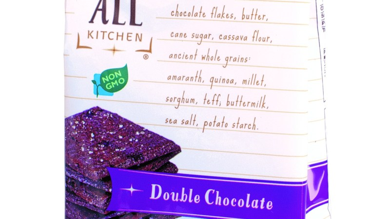 Gluten Free Brownie Thins to Celebrate Celiac Awareness Month this May