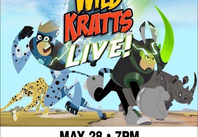 Wild Kratts Live in Detroit #Presale Offer Ends 4/16
