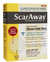 Are you Looking for a Solution for Scars?  Try ScarAway Daily Discs {Review}