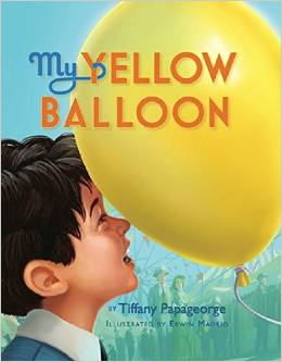 My Yellow Balloon: Children's Book on Loss {Book Review}