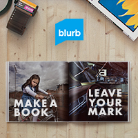 Save 15% and Capture Your Travels in a Blurb Book