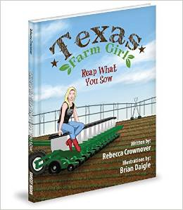 Texas Farm Girl: Reap What you Sow {Book Review}