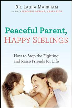 Peaceful Parent, Happy Siblings {Book Review}