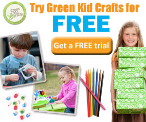 Try Green Kid Crafts for Free!