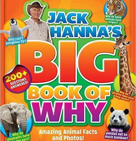 JACK HANNA'S BIG BOOK OF WHY {eBook Review}