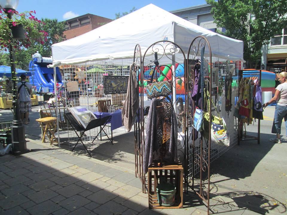 Shop Till You Drop at Milford's Sidewalk Sales July 10-11