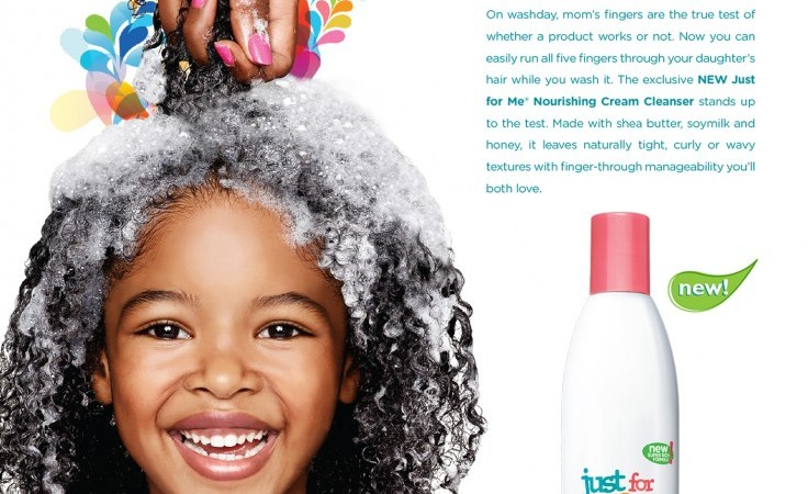 Healthy Hair Care for Happy Girls! {Review}