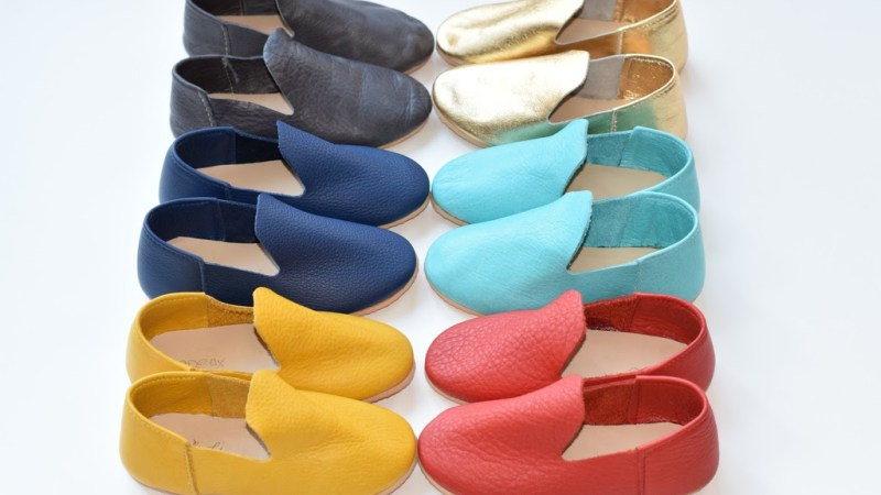 Adorable Soft-Sole Shoes for Kids by Lili Collection