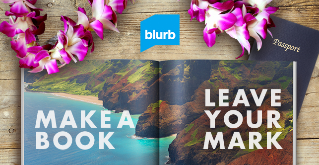 Get $5 Off at Blurb this Month with the Code EARLYFALL5! #ad #BlurbBooks