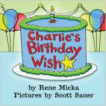 October is National Bully Prevention Month – Charlie's Birthday Wish {Book Review}