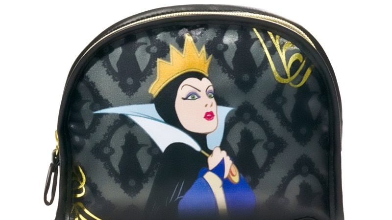 Celebrate Halloween with Disney Villain Cosmetic Bags by LONDON SOHO NEW YORK®