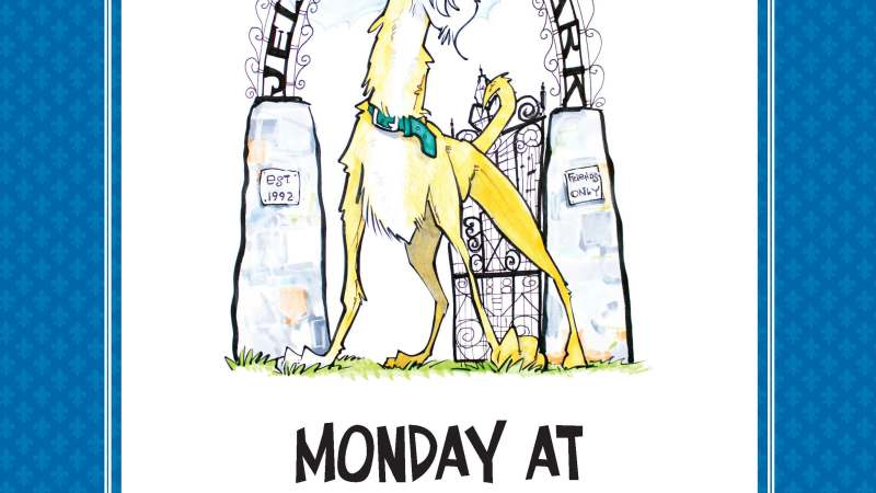 Children's Anti-Bullying Book: Monday at Jelly Roll Dog Park  {Book Review}