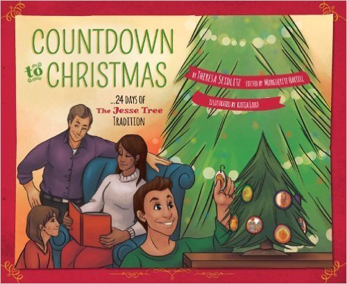 Countdown to Christmas: 24 Days of The Jesse Tree Tradition {Book Promotion}