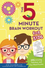 The 5 Minute Brain Workout for Kids {Book Review}