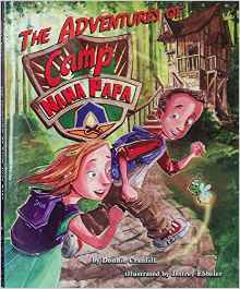 The Adventures of Camp Nana Papa {Book Review}