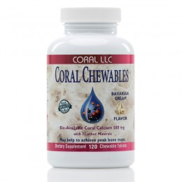 Coral Chewables by Coral LLC {Review}