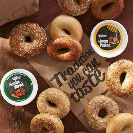Bruegger's Bagels Adds Fresh Flavors with New Spring Menu