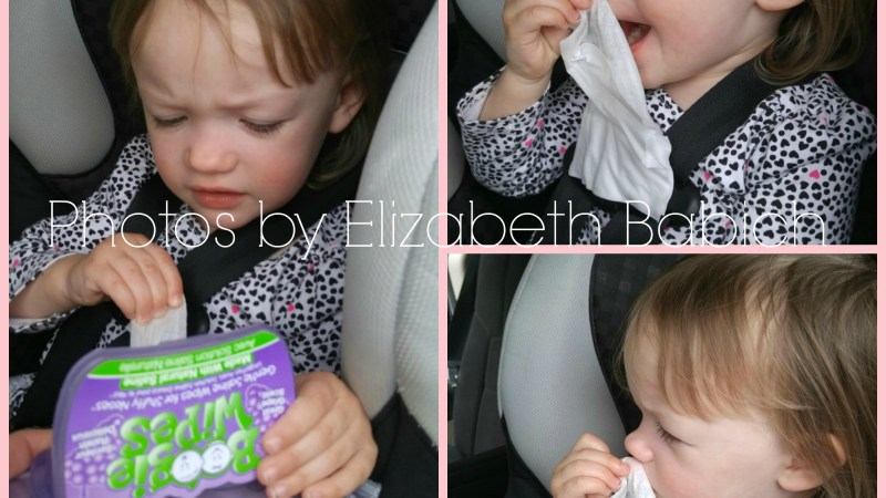 Keep Allergy Season at Bay with Boogie Wipes {Mommy Review}