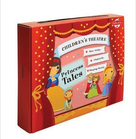 Children's Theatre Princess Tales {Product Review}