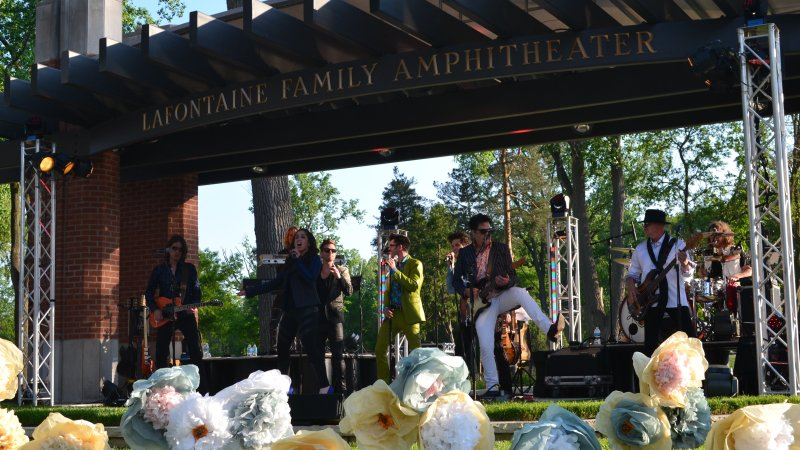 Milford's LaFontaine Family Amphitheater Kicks off Season TONIGHT 5/26