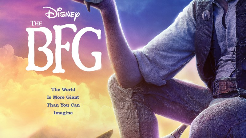Disney's BFG in 3D {Movie Review} Opens in Theatres Friday, July 1st!
