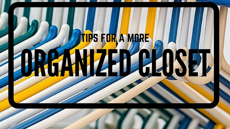 Simple Yet Super Effective Clutter Clearing Tips to a More Organized Closet