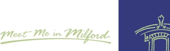 Milford Sidewalks Attract Summer Shoppers 7/8-7/9