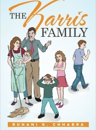 The Karris Family {Book Promotion}