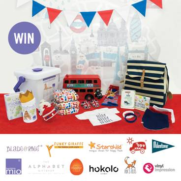 A ROYAL Birthday Gift {Royally Big Giveaway} Prince George of Cambridge Turns 3!