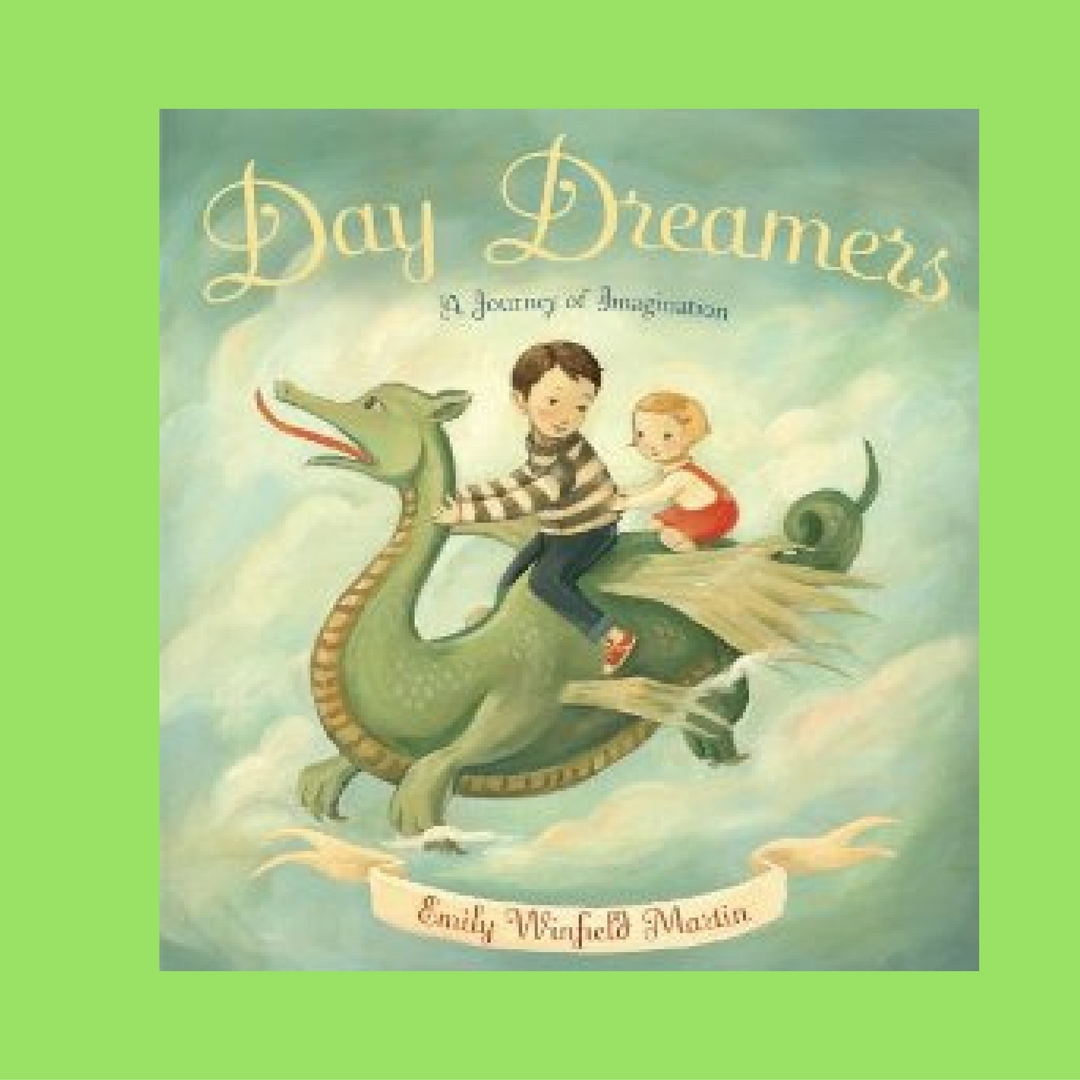 Day Dreamers: A Journey of Imagination {Book Promotion}