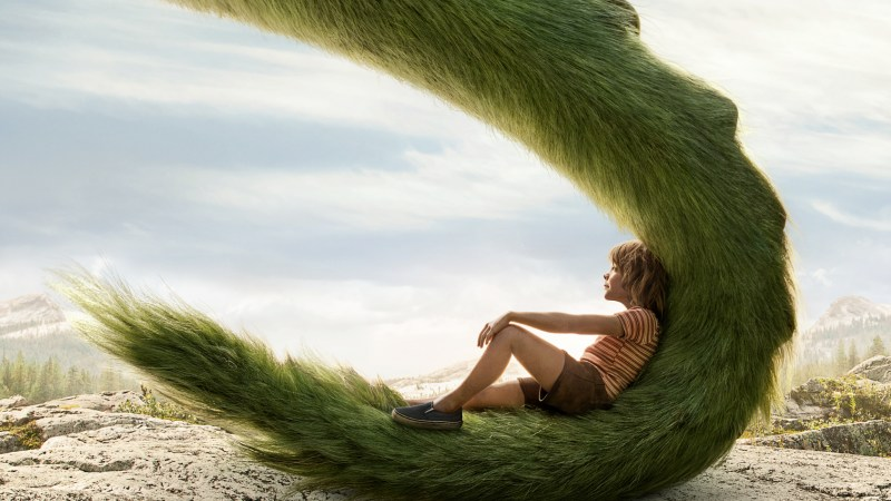 Disney's Pete's Dragon 3D {Movie Review} Opens Today!
