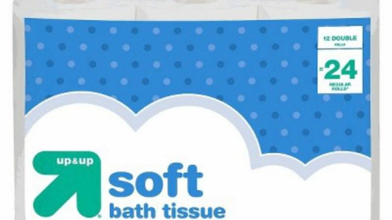 up & up Bath Tissue 5% Off {Expires 10/01/16}